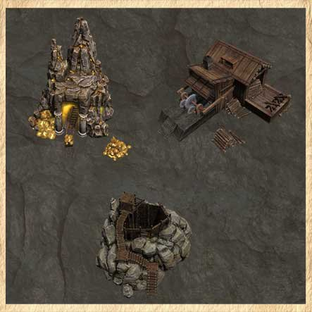 Ресурсы в Heroes of Might and Magic VII