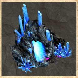 Кристаллы драконьей крови