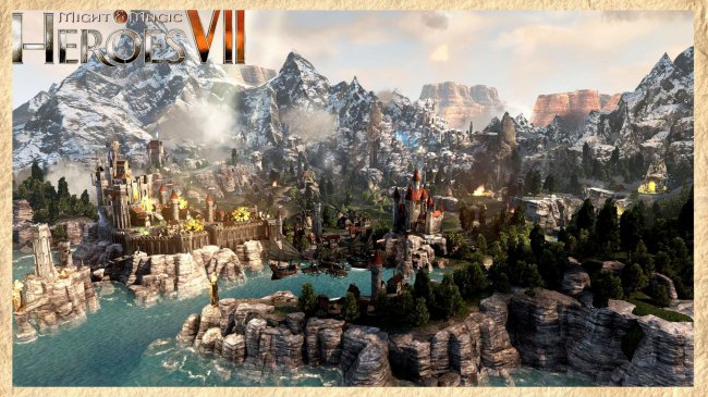Описание Heroes of Might and Magic VII