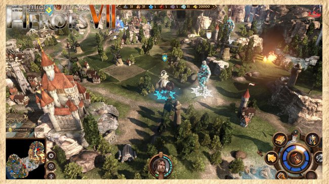 Описание Heroes of Might and Magic VII (Heroes of Might and Magic 7)