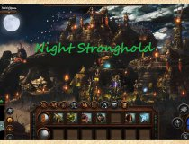 Мод Ночной Stronghold (Night Stronghold)